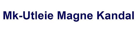 Mk-Utleie Magne Kandal