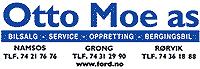 Otto Moe AS, Namsos